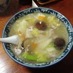 16971088 - 椎茸肉そば