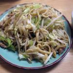 16972575 - 炒麺(炒めそば) 670円