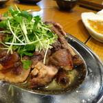 エヒメノマサチャン - 骨付鶏(おや)