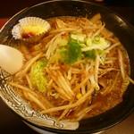麺じろう - 焼肉ラーメン(野菜並)700円