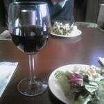 16979617 - もっとワイン入れてください