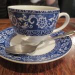 あぶり珈琲 - コーヒーカップです。