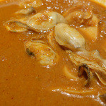 アンブロジア - 牡蠣カレー(2辛)