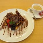 ゆめいろCafe - ワッフルと珈琲