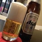 野方ガレージ - 瓶ビール中