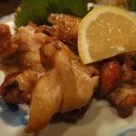 16984957 - 大山地鶏の焼きもの♥