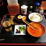 麺の里 家来 - 忍者飯