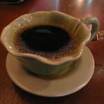 16987835 - 食後にホットコーヒー