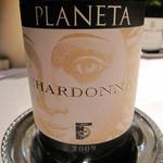 リストランテ カノビアーノ - Planeta Chardonnay 2009