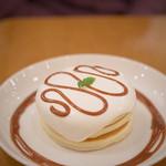 パンケーキデイズ - メイプルクリームパンケーキ