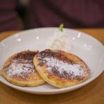 パンケーキデイズ - ブリュレパンケーキ