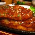ステーキ&ハンバーグの店 いわたき 野菊野店 -