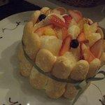 ピッツェリア ジェラテリア ラッヅォ - お祝いのケーキはパティシエが作ります