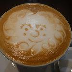 CAFE FIKA - デザインカプチーノが素敵