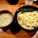 麺創房 越山 - つけ麺
