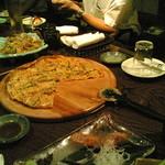 個室 いもんちゅ - H24/8宴会コース、魚のすり身の揚げ物