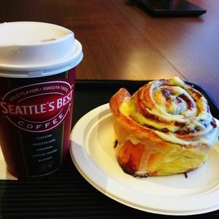 シナボン/シアトルズベストコーヒー 六本木店