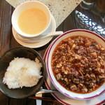 雅秀殿 - 麻婆豆腐