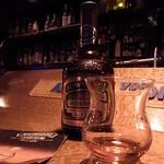 BAR Lupin - 限定グラスで・・・・(´∀`)ストレート♪