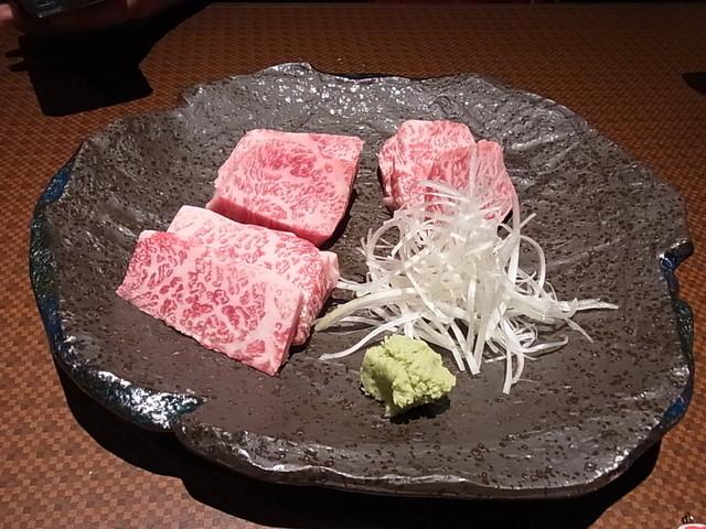 燈弥 - 前沢牛三種(ハーフサイズ)