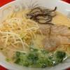 まるみラーメン - 料理写真:特濃ラーメン600円