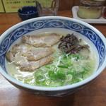 ばってん - 博多ラーメン 600円