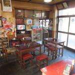 川野屋本店 - はっきり言うてあまり綺麗とちゃうで!