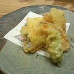 16999135 - 穴子1本の天ぷら