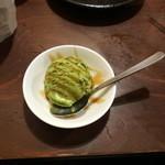 ぶあいそ - 抹茶アイス(9品コース)