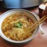 天外天 - ランチセット サンラー湯麺