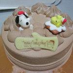 サーティワンアイスクリーム - 料理写真:アイスクリームチョコケーキ