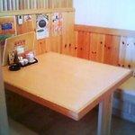 健康食膳 ヘルシーライフ 鶴ヶ島店 - テーブル