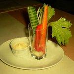 diglight - 野菜スティック