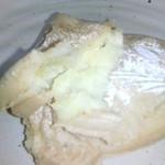 薄皮鯛焼 しっぽのあんこ - クリーム