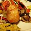 中華薬膳館ろぢん - 料理写真:海鮮炒め 蟻入りうす焼き卵添え