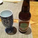 京都牛懐石 稲吉 - 京都ビール