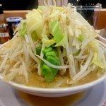 太一商店 - ラーメン(野菜増し):680円