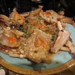 17003989 - カンジャンケジャン(渡り蟹の醤油漬け)1