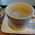 モスバーガー - プレミアムブレンドコーヒー (2013/1)