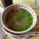 ミチス - スープ