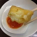 ノング インレイ - 4回目2013年1月25日 揚げ豆腐