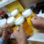 キッチン南海 - キッチン南海で宴会の始まり~!