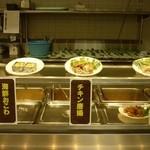 本郷キャンパス第2食堂 - 料理たち