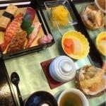 福寿司 - 福梅  2000円