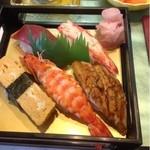 福寿司 - 寿司