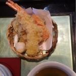 福寿司 - 天ぷら