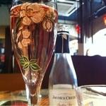 バロッサ - ワインの種類は豊富。