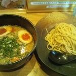 麺処 草庵 - 味噌つけ麺850円