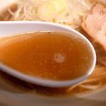 麺処 遊 - 中華そば(600円)