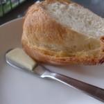 17012479 - ランチセットのパン